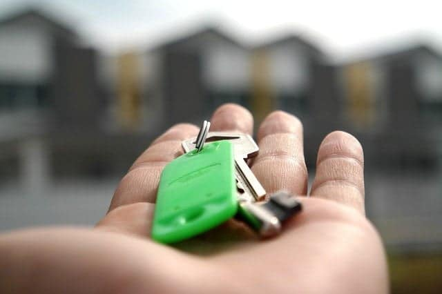 key-for-new-home