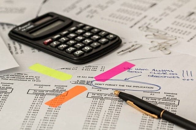 All About The Personal Financial Statement