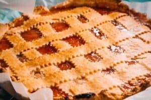 Delaware peach pie by oleg magni courtesy of pexels