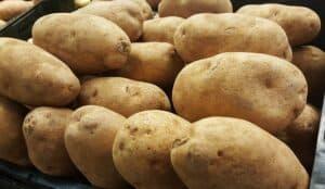 Idaho potatoes courtesy of pixabay