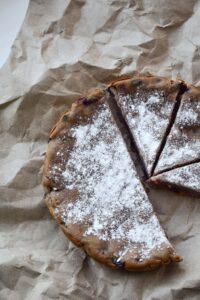 Indiana Sugar Cream Hoosier Pie courtesy of unsplash