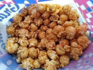 Iowa caramel popcorn courtesy of Pixabay