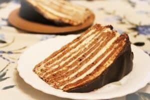 Maryland Smith Island cake courtesy of Pixabay