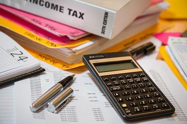 Tax-calculations