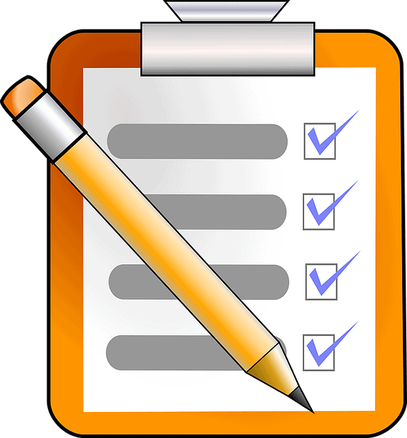 travel-checklist-on-a-clickboard